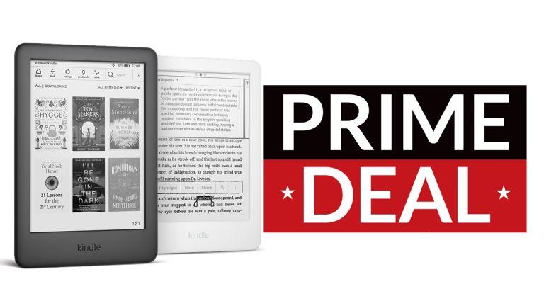 Amazon Prime Day Kindle deals