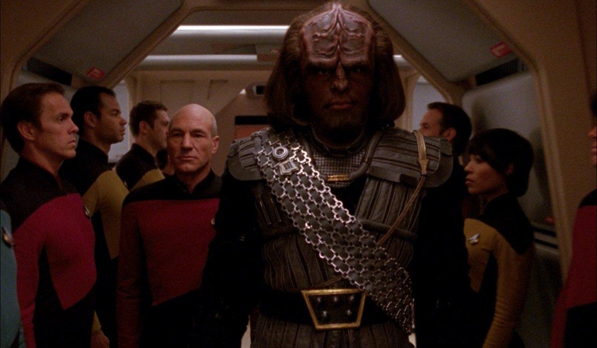 Worf Star Trek