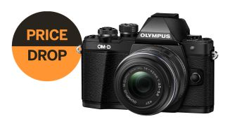 The Olympus OM-D E-M10 Mk II is now only $314.95 with zoom lens in this amazing camera deal