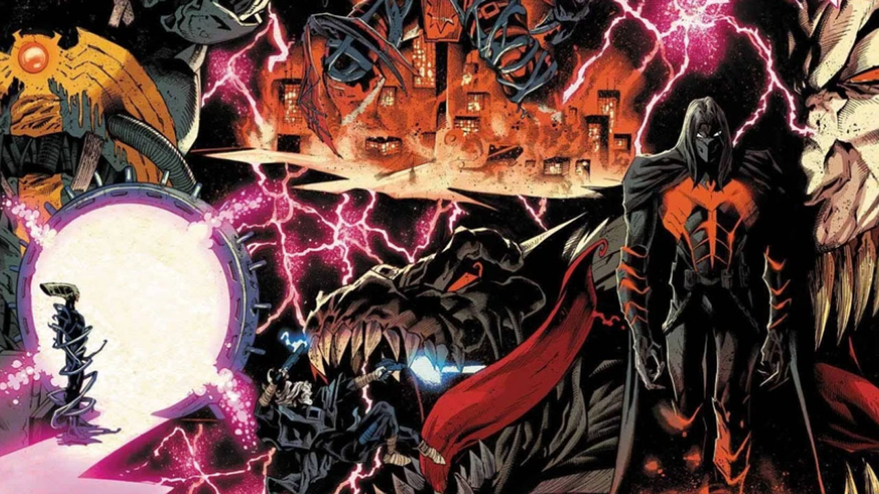 "Marvel teases ""Knull is coming"" | GamesRadar+"