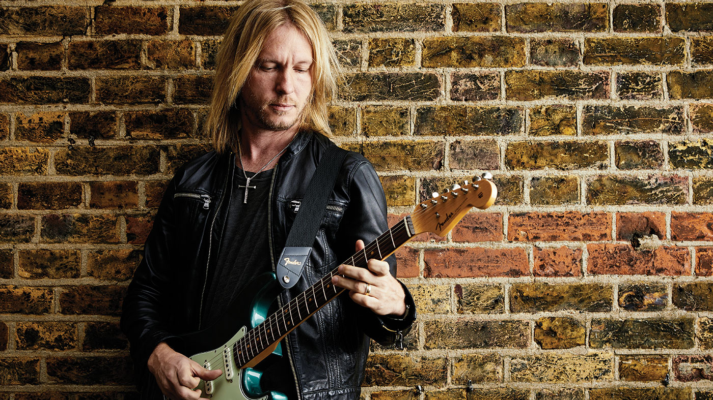 30-day guitar challenge, day 17: Kenny Wayne Shepherd teaches you some slick blues licks
