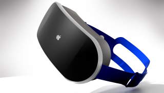apple mixed reality headset