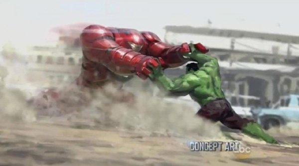 Hulkbuster Avengers 2