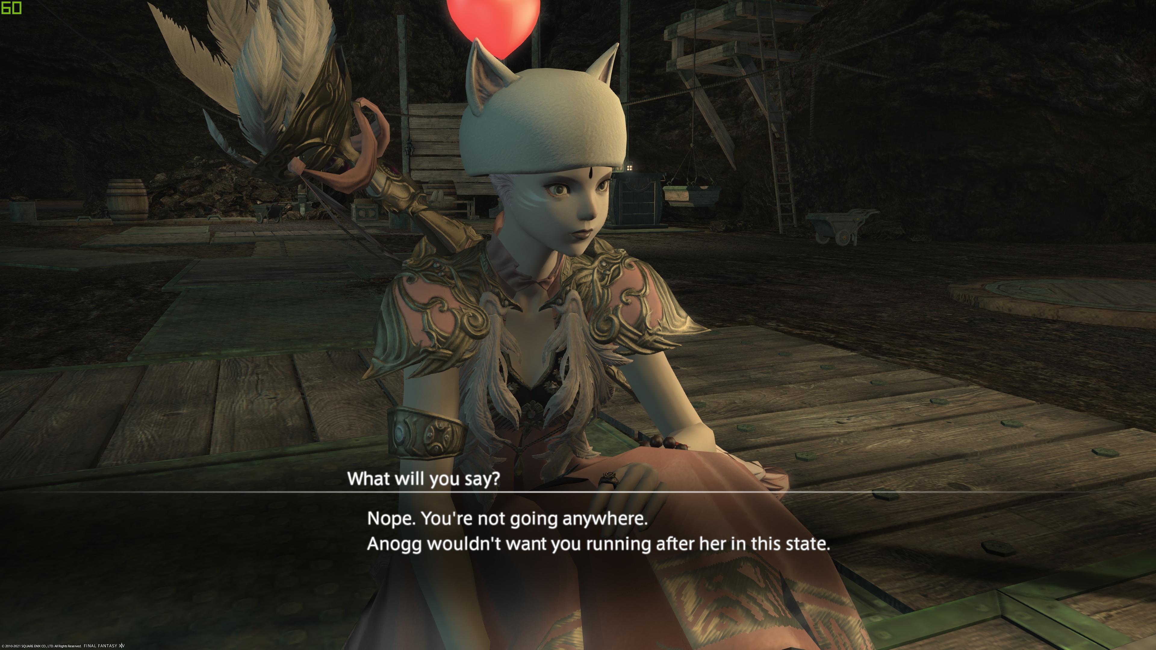 Final Fantasy XIV UI