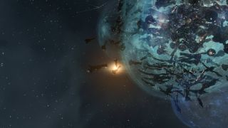 EVE Online had its biggest battle ever last week and now an even bigger one is happening [updated]