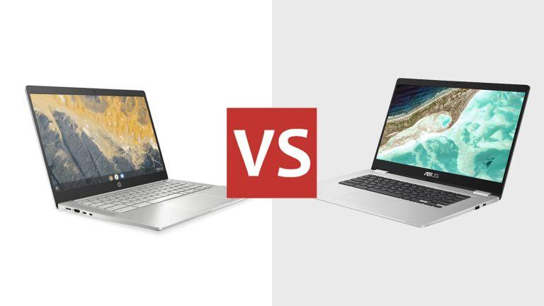 HP Pro C640 Chromebook vs Asus C523 Chromebook