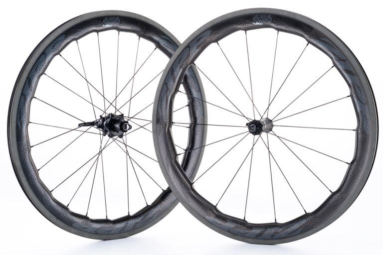 Zipp 454 NSW wheels