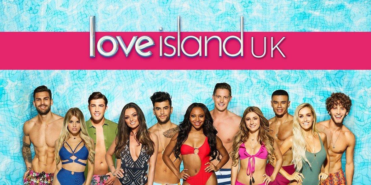 Love Island UK Cast