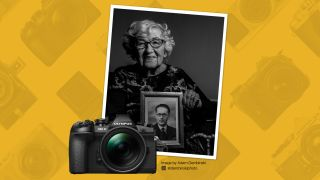 Olympus' 100th anniversary: know any 100-year-olds? (Image: Adam Dembinski)