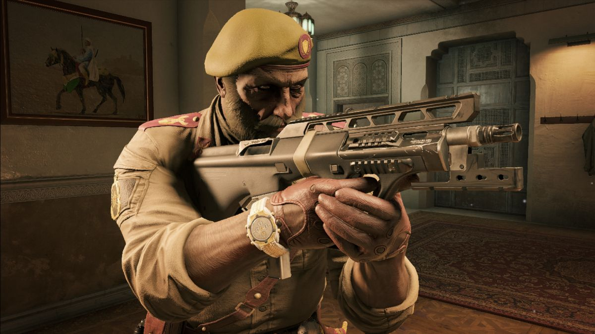 Hands-on with Rainbow Six Siege: Operation Wind Bastion