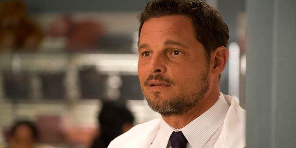 Grey's Anatomy Alex Karev Justin Chambers ABC