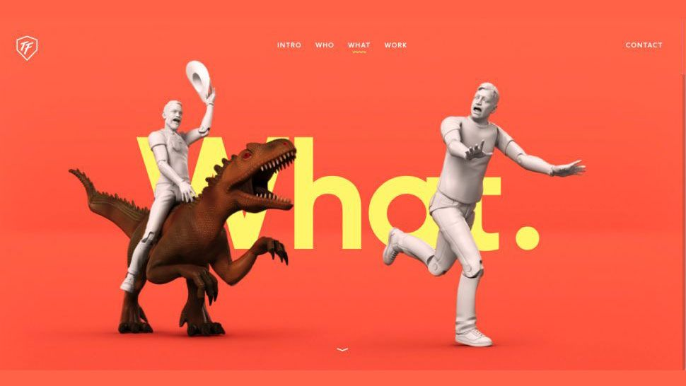 20 Standout Design Portfolios To Inspire You Creative Bloq