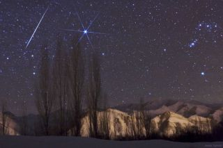 Geminid Meteor in 2009