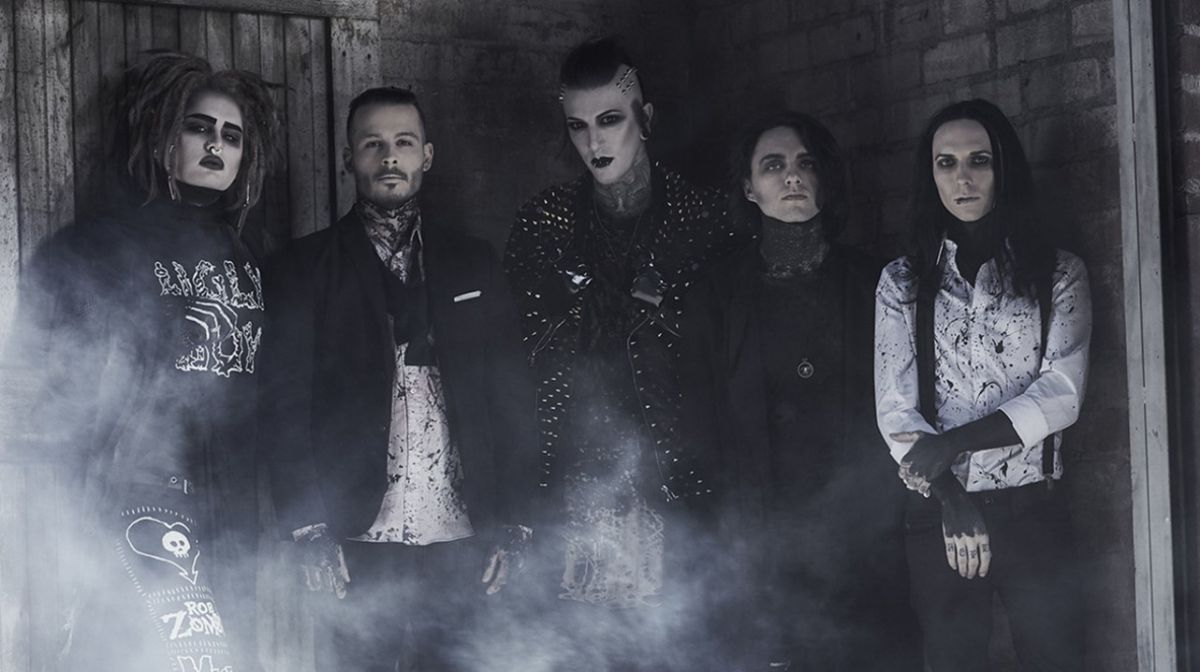 motionless in white every album in their own words louder. Black Bedroom Furniture Sets. Home Design Ideas