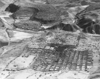 pikillacta aerial view