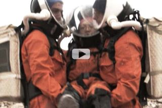 Life On Mars Sim: Practicing 'Off-World' Medicine With Earth Supervision | Video