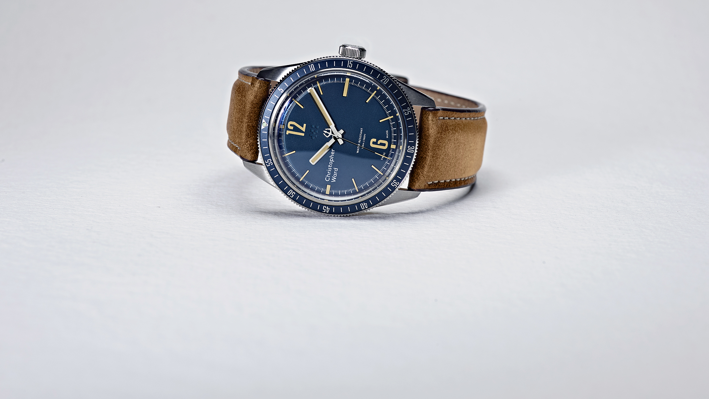 grande vente conception adroite achats Christopher Ward C65 Trident Diver is the best watch James ...