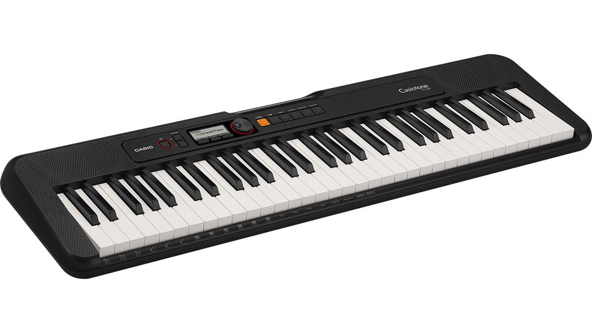 Casio CT-S300BK Home-Keyboard3 Jahre Garantiemit AnschlagdynamicNEU