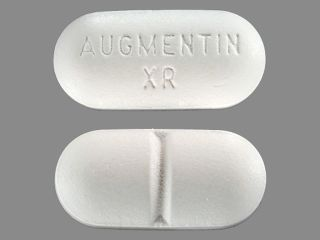 Augmentin antibiotic 875 mg