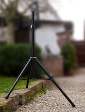 K&M to Show New Leveling Leg For Tripods at InfoComm