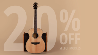 Orangewood Guitars' Black Friday week sale has started - Save 20% on 13 of their best-selling acoustics