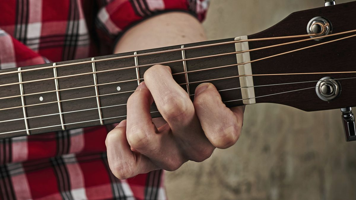 Guitar music theory explained: minor chords
