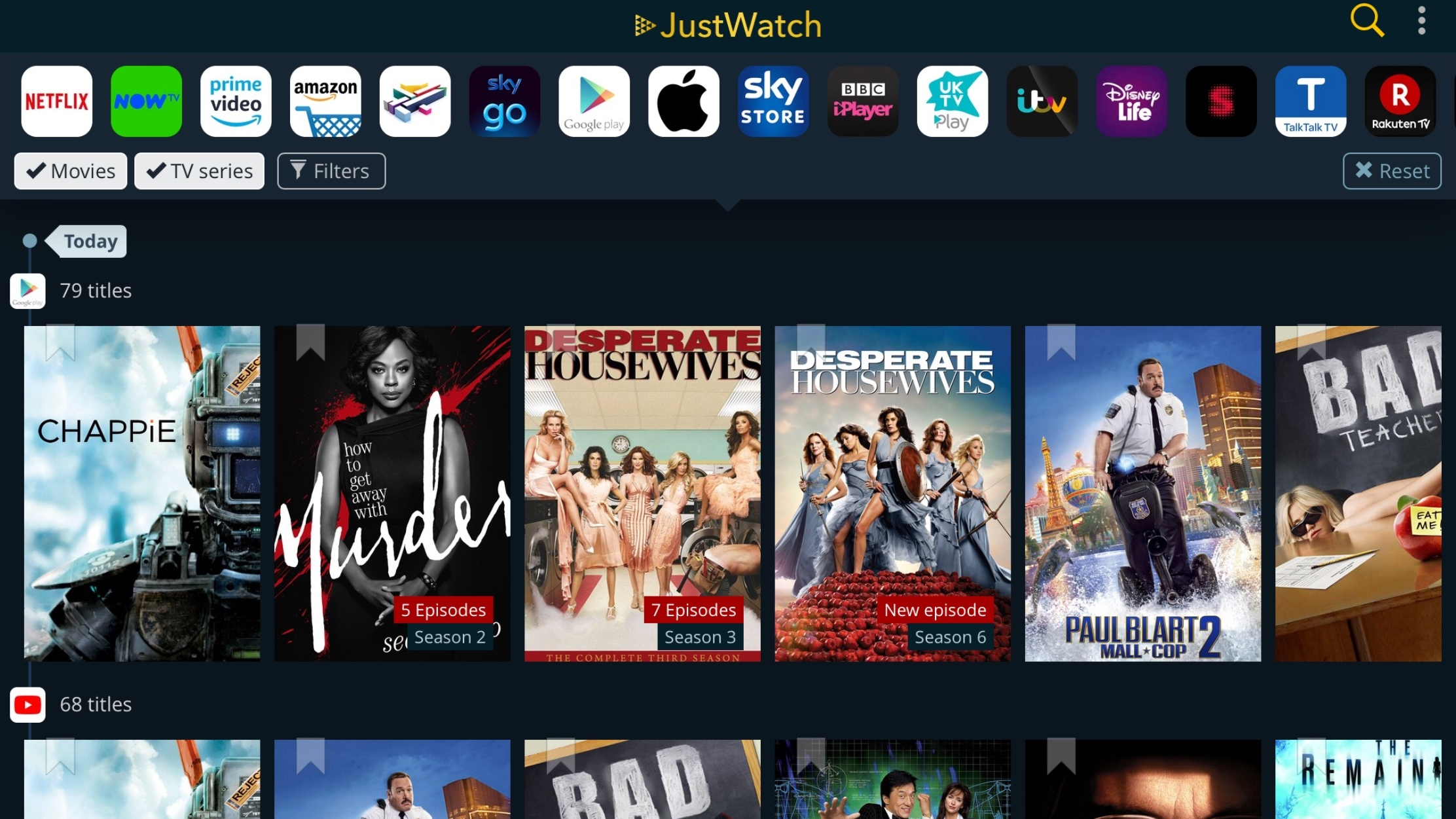 What Is Justwatch The Tv Streaming Service Guide Explained Techradar
