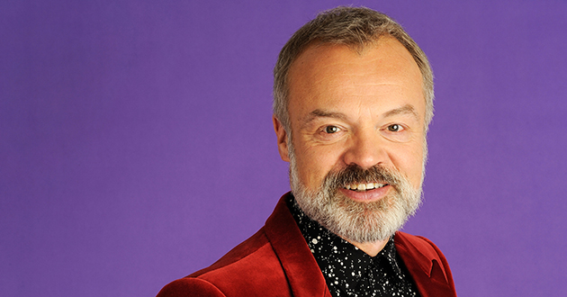 The Graham Norton Show will be returning in a matter of weeks