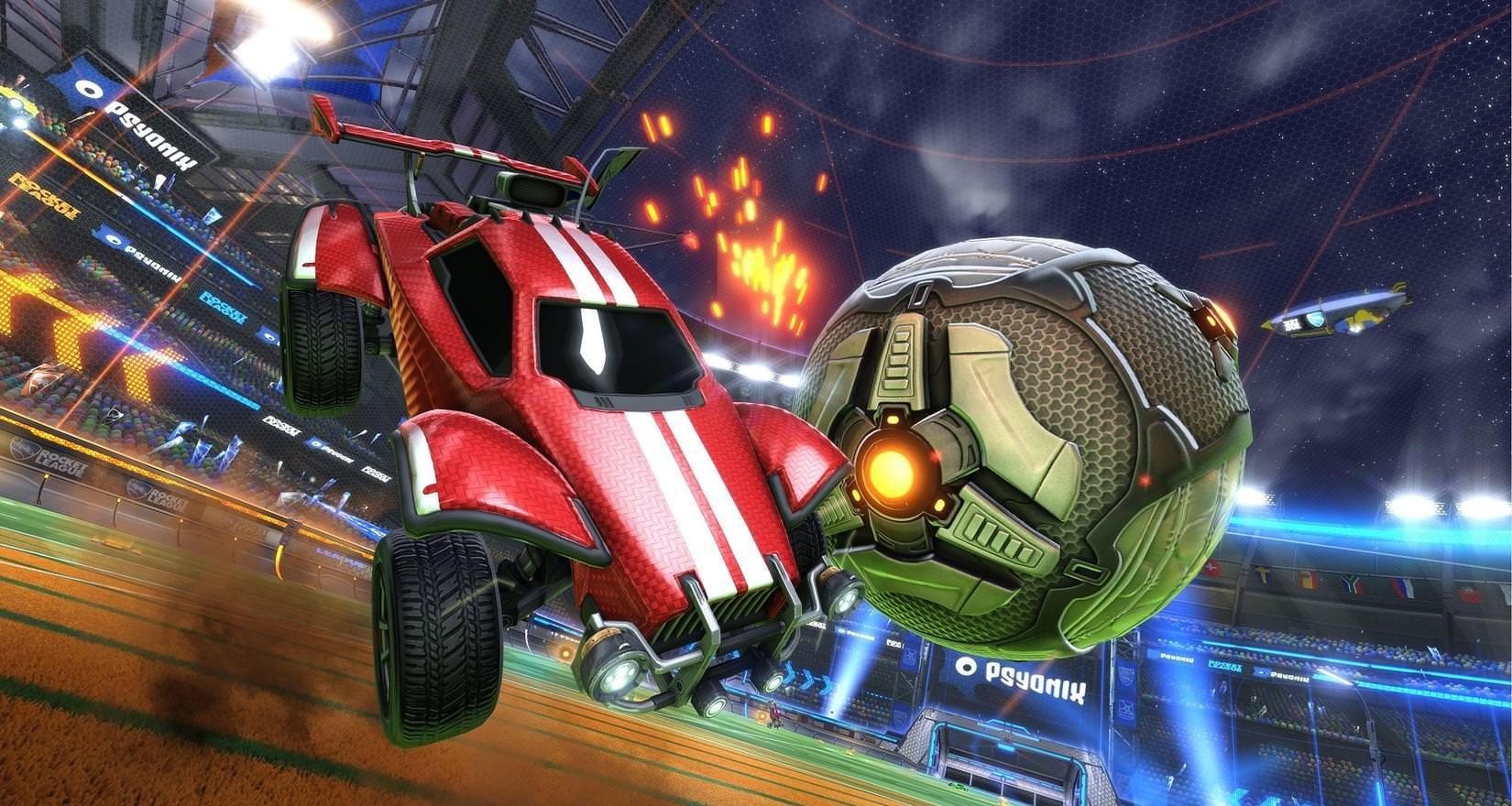Epic is acquiring Rocket League developer Psyonix