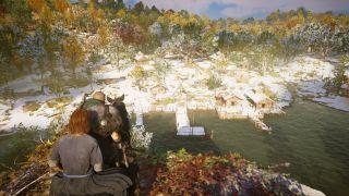 AC Valhalla build cattle farm