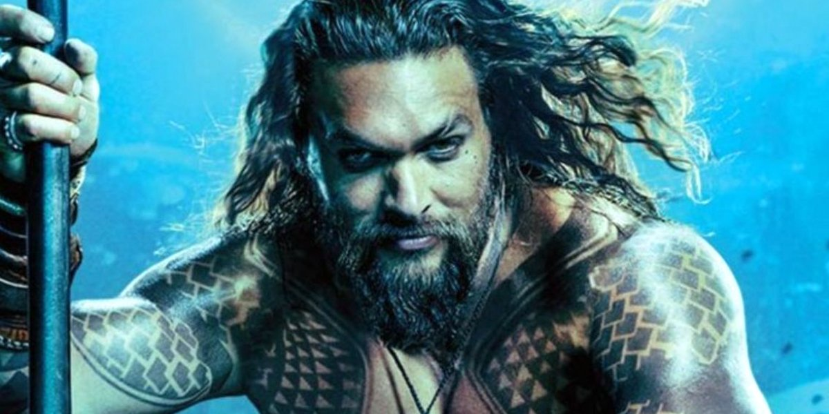 Aquaman 2 Will Be 'Off The Hook,' Jason Momoa Teases In Goofy Training Video