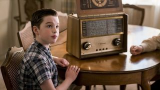 Iain Armitage in Young Sheldon