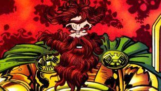 Marvel Comics' Zeus