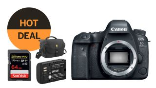 Save $400 on the Canon EOS 6D Mark II –a brilliant Black Friday discount!