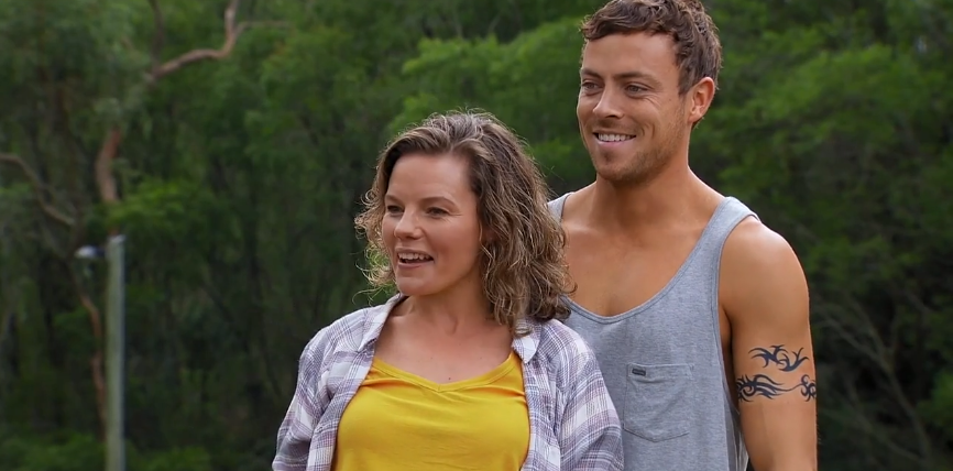 Home and Away, Dean Thompson, Karen Thompson