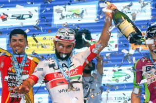 Vuelta a San Juan 2020 stage 2