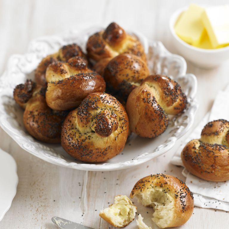 White Bread Rolls recipe-Bread recipes-recipe ideas-new recipes-woman and home