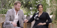 How Meghan Markle And Prince Harry's Bombshell Interview Affected Netflix's The Crown