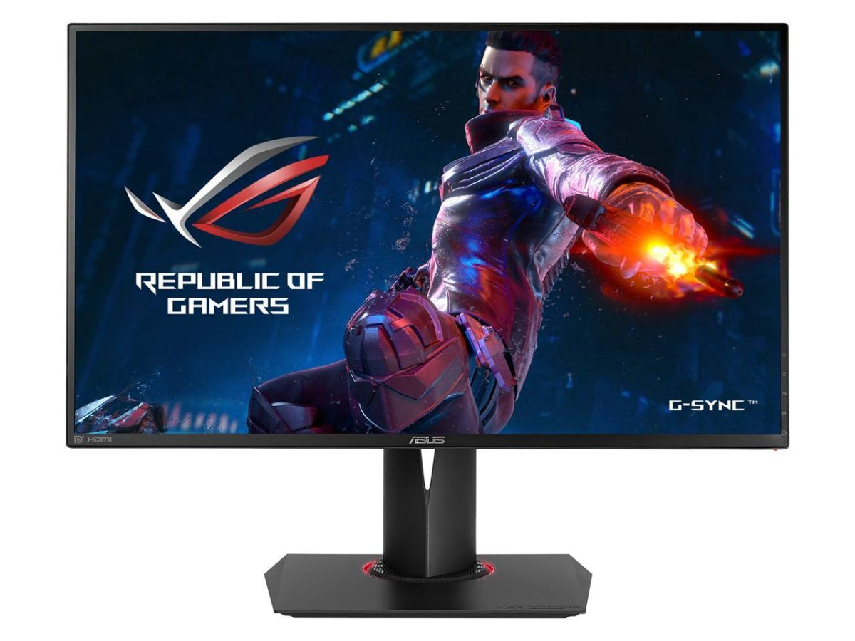 This 165Hz ASUS gaming monitor, one of our top picks, is just $400 for Cyber Monday