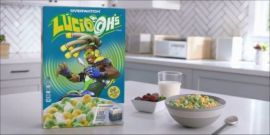 Overwatch's New Breakfast Cereal Is A Loot Box