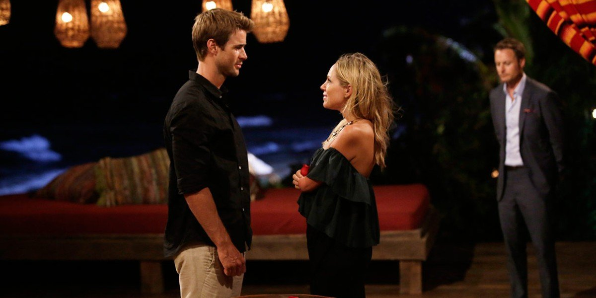 Screenshot from Bachelor in Paradise