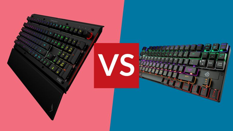 Das Keyboard X50Q vs STOGA mechanical gaming keyboard