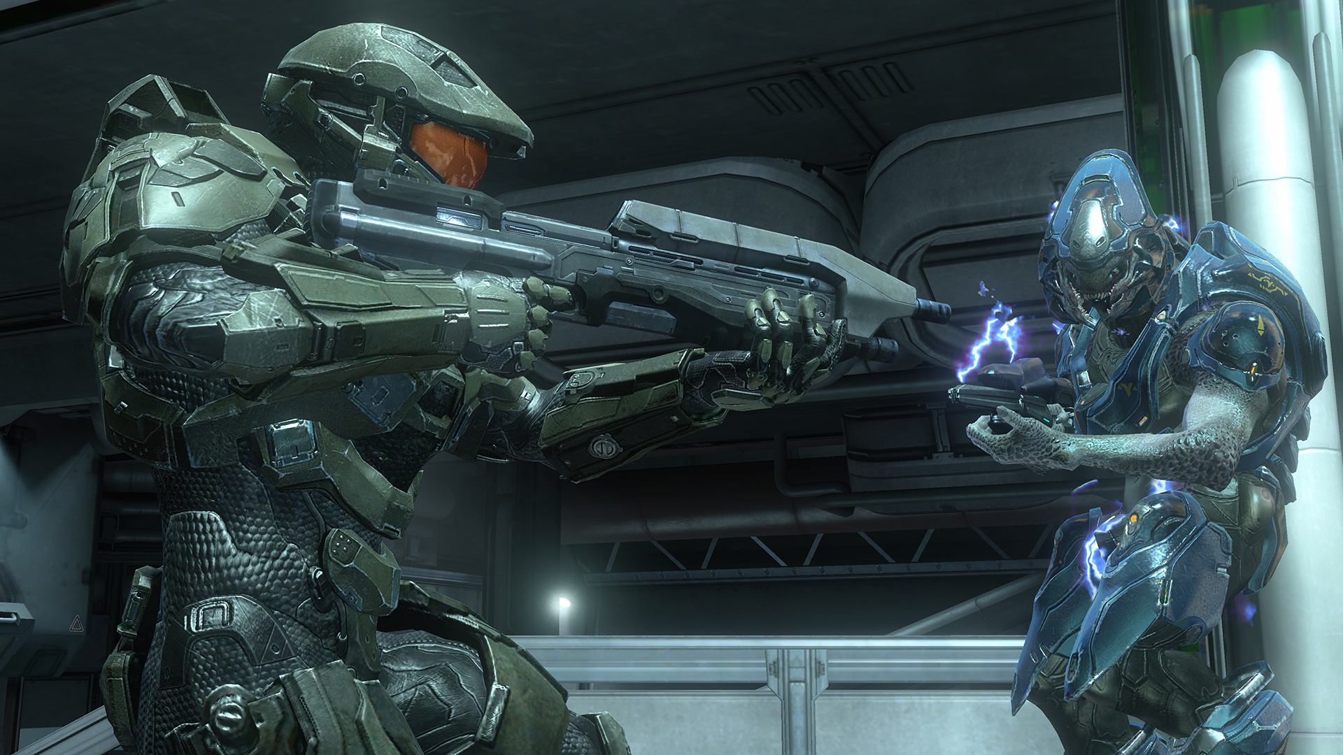 Halo 4 public testing is expected to begin this month