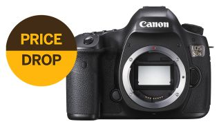 Drop everything! This Canon EOS 5DS 50 megapixel DSLR camera is just $1399