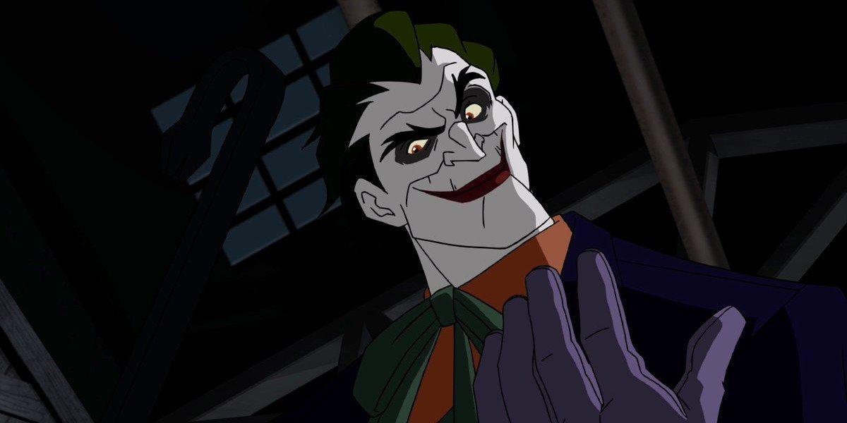 The Joker in Batman: Under the Red Hood (2010)