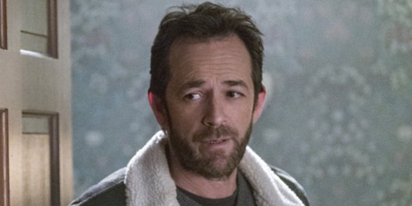 Fred Andrews Luke Perry Riverdale The CW