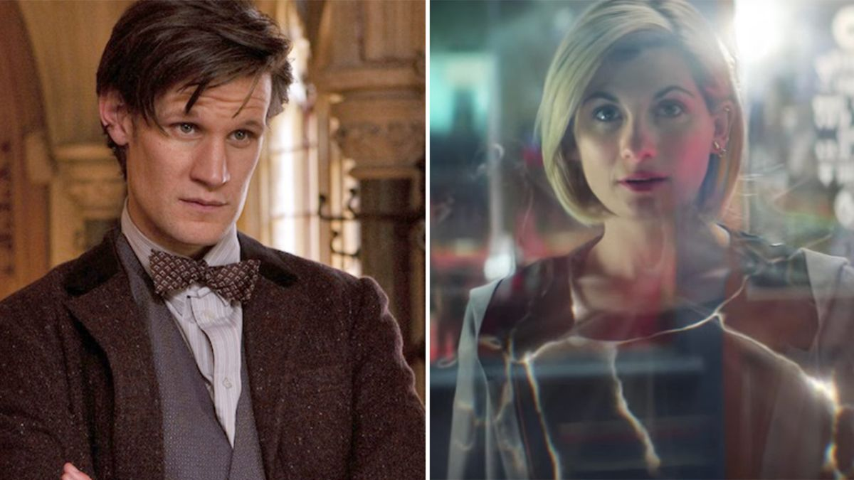 Did you spot the hidden reference to a previous Time Lord in the new Doctor Who teaser?