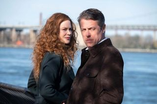 Nicole Kidman and Hugh Grant in HBO's 'The Undoing'