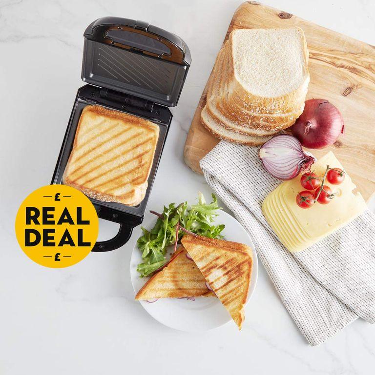 VonShef sandwich maker