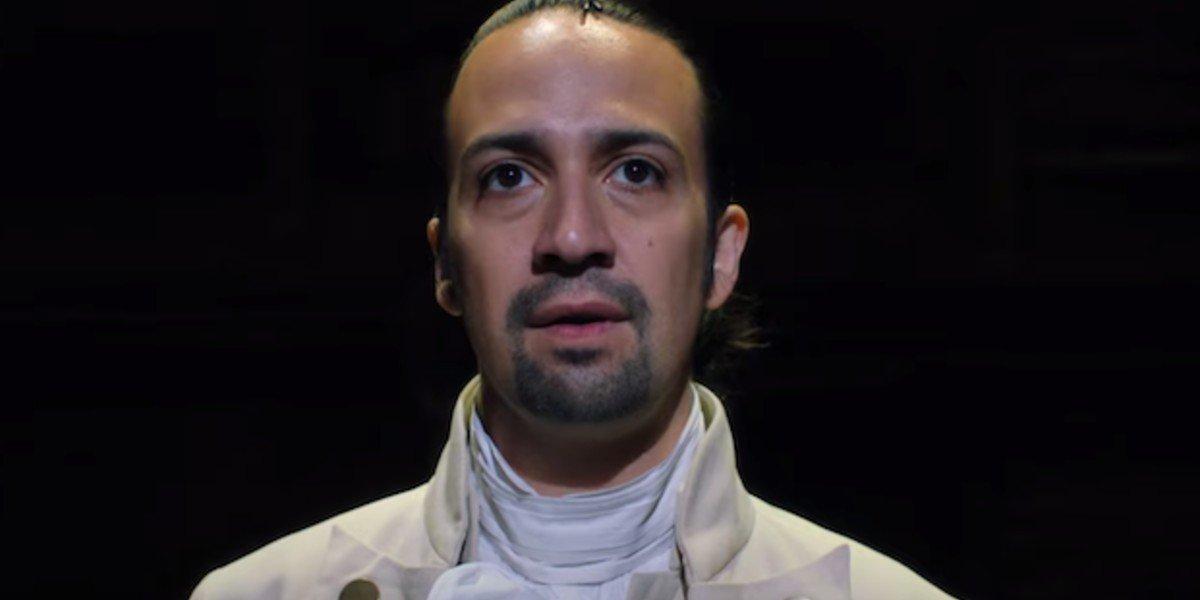 Lin-Manuel Miranda - Hamilton (2020)